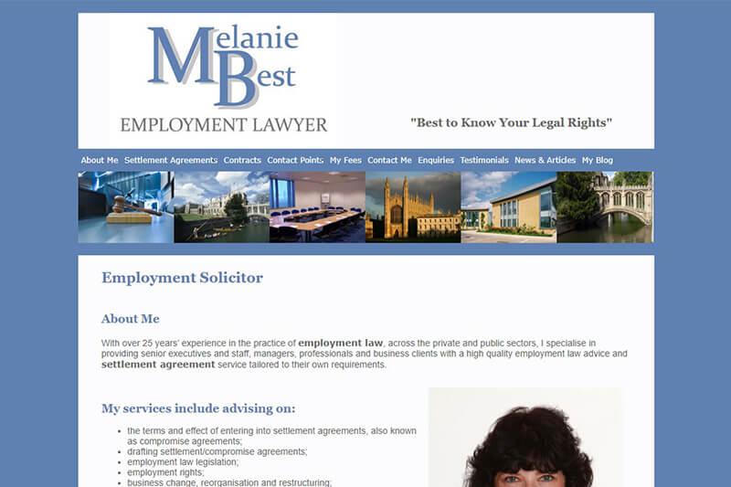 Melanie Best Cambridgeshire